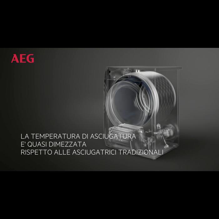 AEG - Asciugatrici a pompa di calore - T8DBE841