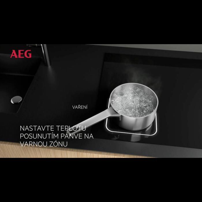 AEG - Indukční varná deska - HKP95510XB