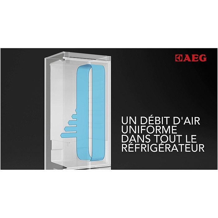 AEG - réfrigérateur pose libre - S84025KMX0