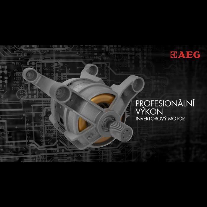 AEG - Volně stojící myčka - F56322M0