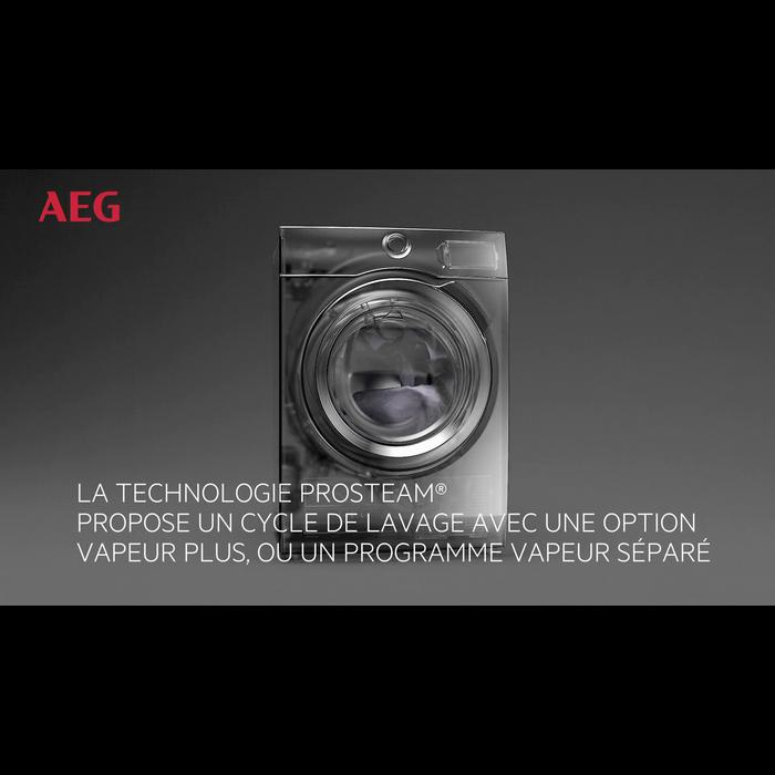 AEG - Lave-linge chargement frontal - L7FED164E