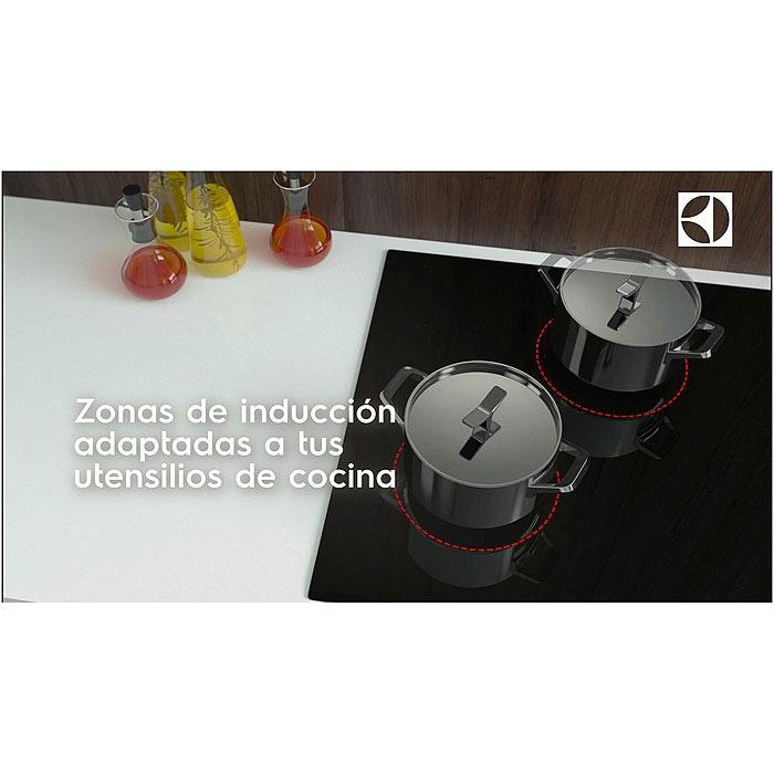 Electrolux - Placa de inducción - EHI6740FOK