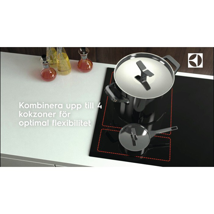 Electrolux - Induktionshäll - HHX650FHK