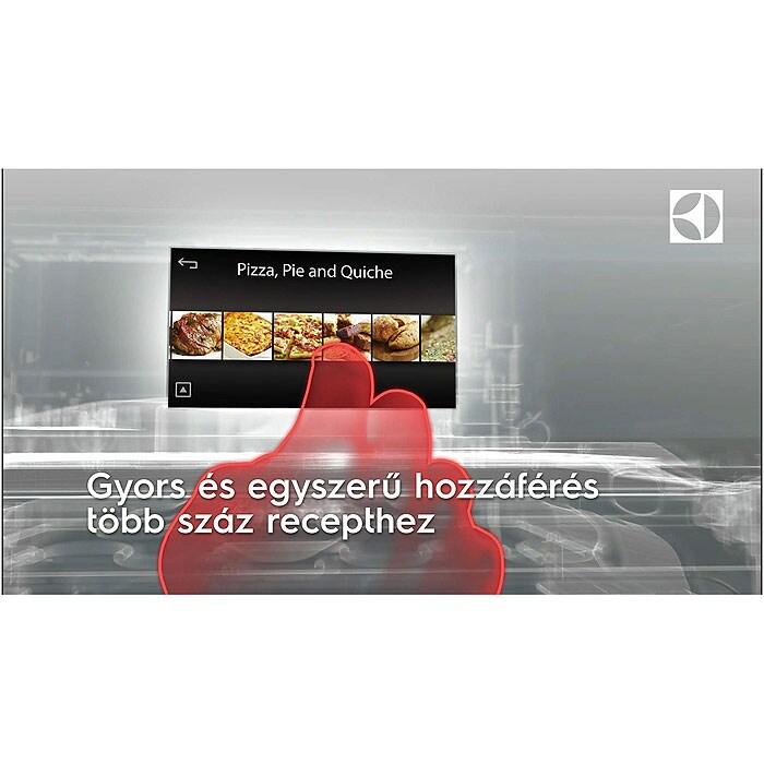 Electrolux - Kompakt sütő - EVY0841VAX