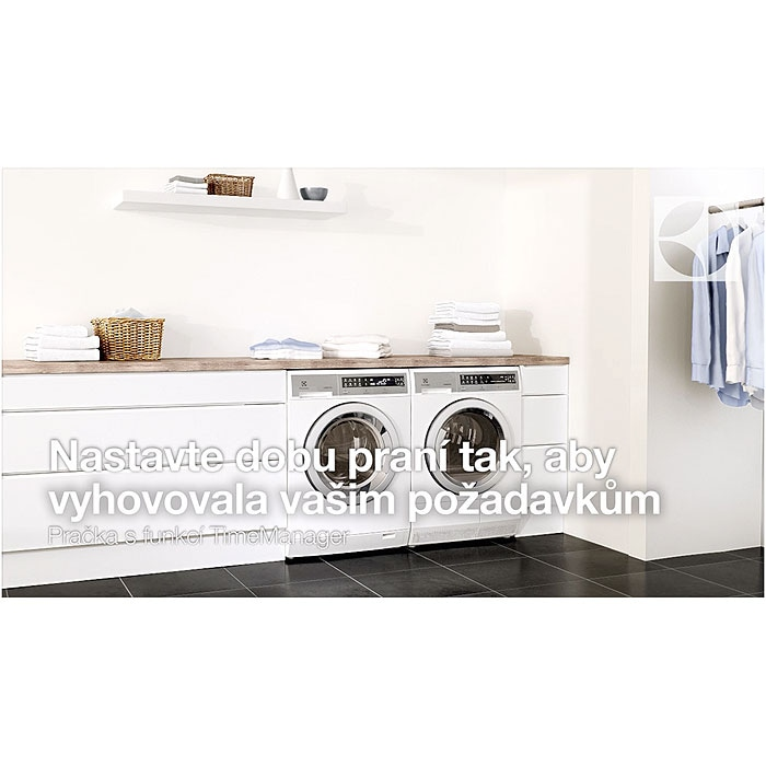 Electrolux - Pračka s předním plněním - EWS1052NDU