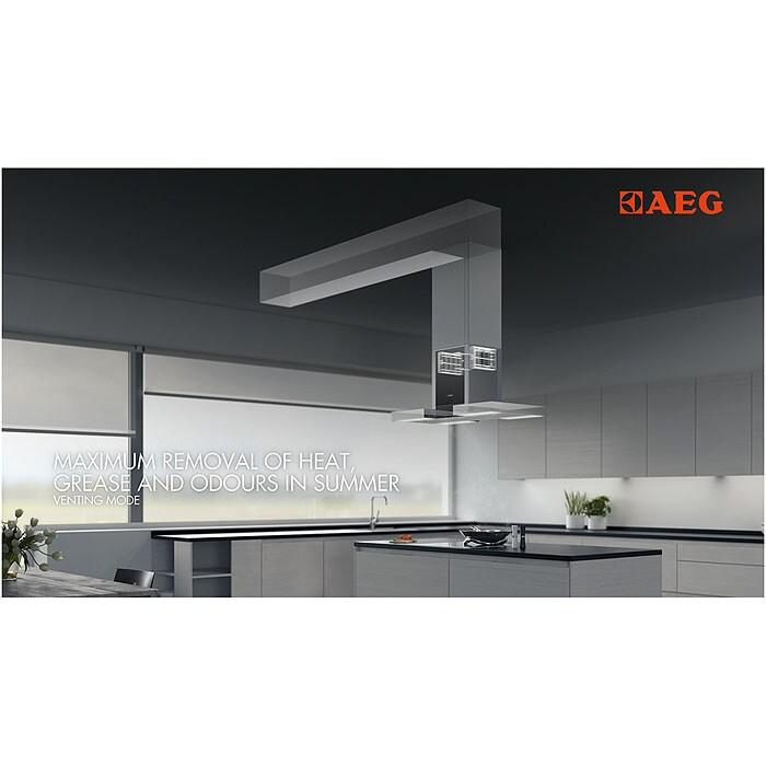 AEG - Hotte décorative - X99464MK2