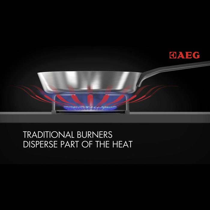 AEG - Table gaz - HG795840NB