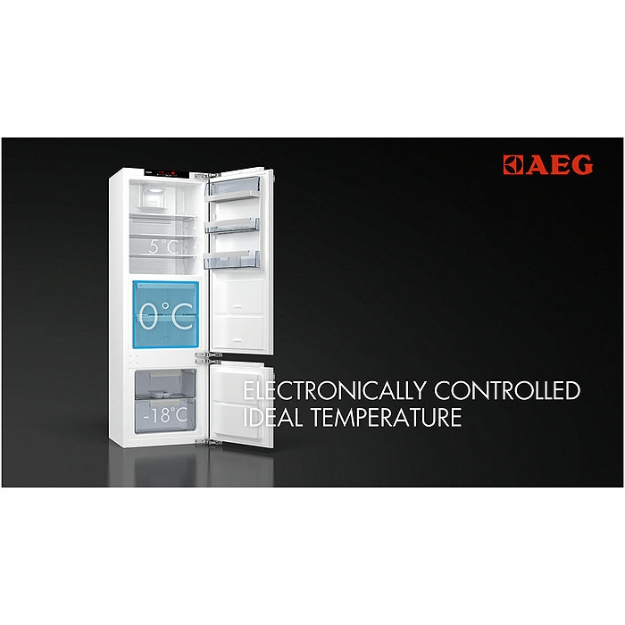 AEG - Integrated refrigerator - Built-in - SKZ81800C0