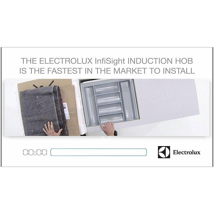 Electrolux - Induktionskogeplade - HOD870F