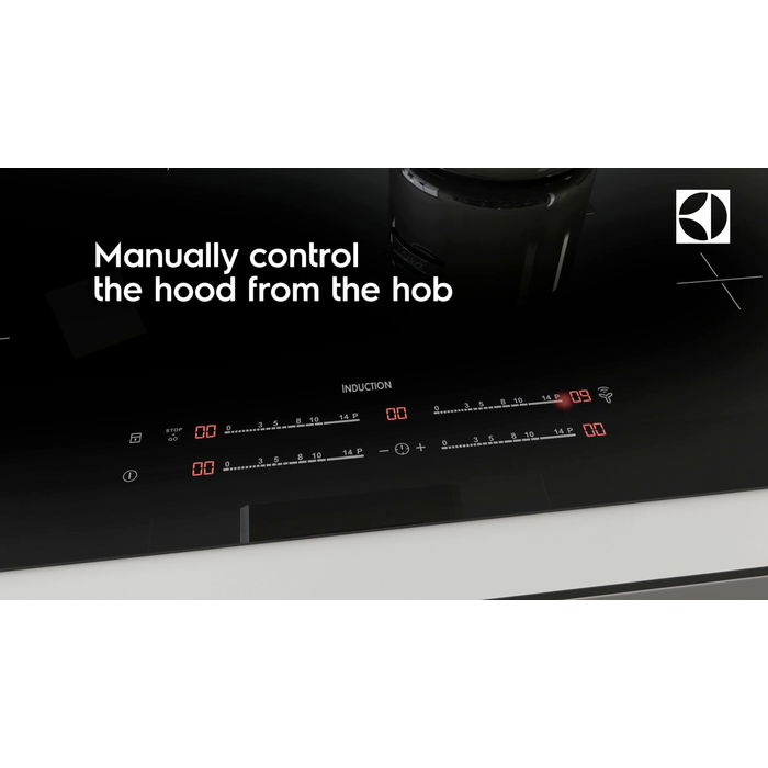 Electrolux - Induction hob - EHH6540FHK
