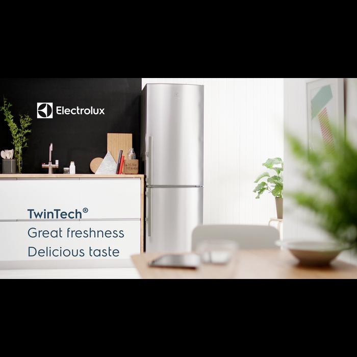 Electrolux - Combină frigorifică independentă - EN3453MOX