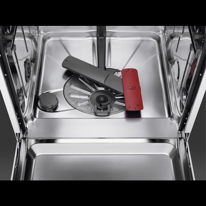 AEG - Built in Slimline Dishwasher - F78420VI0P