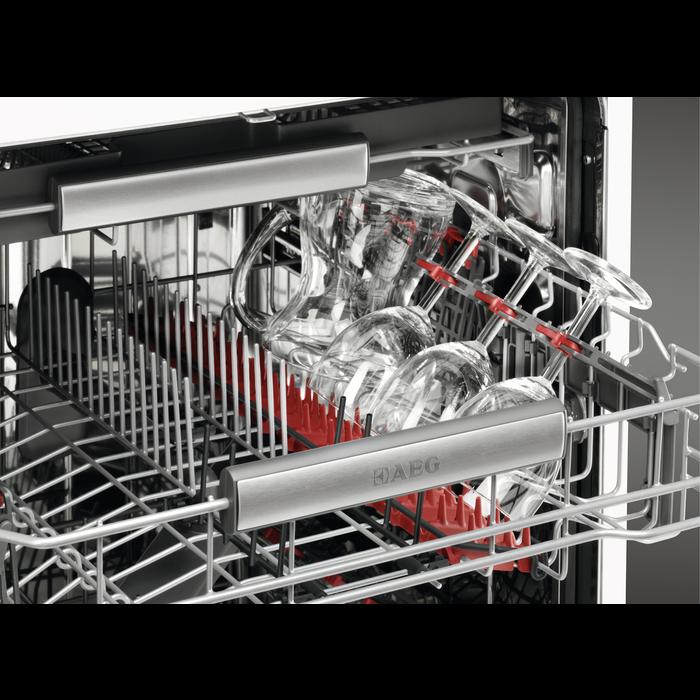 AEG - Freestanding dishwasher - F88709M0P