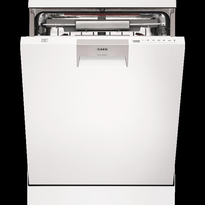 AEG - Freestanding dishwasher - F66792W0P