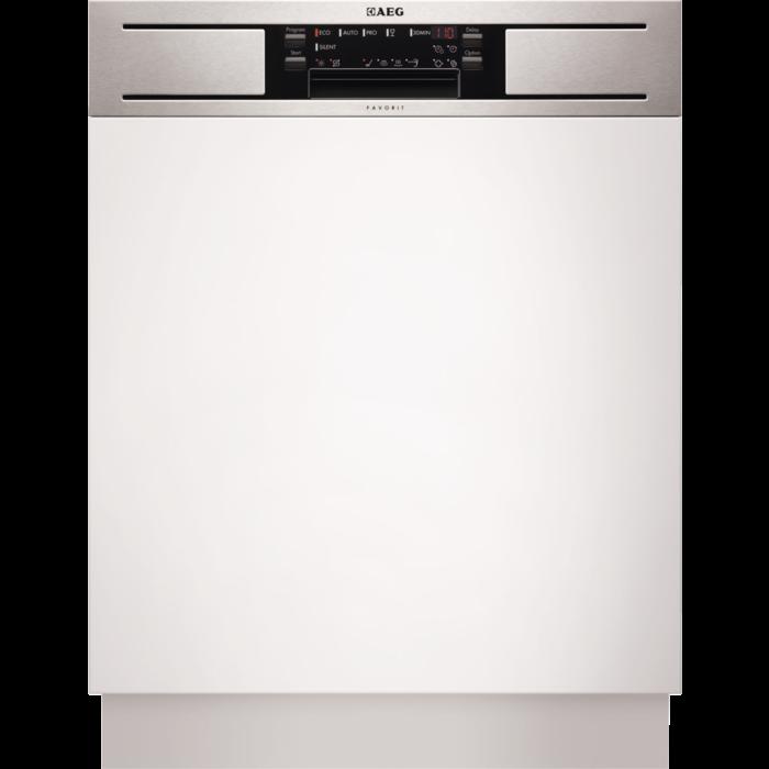 AEG - Lave-vaisselle encastrable - F65710IM0P