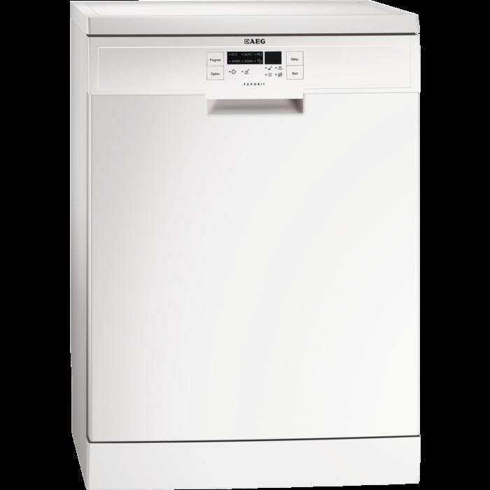 AEG - Freestanding dishwasher - F56303W0