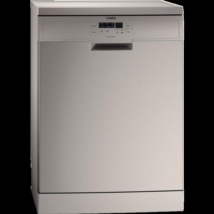AEG - Freestanding dishwasher - F56305M0