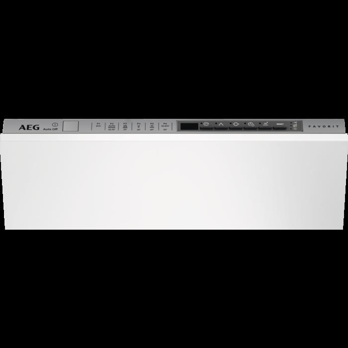 AEG - Inbyggd smal diskmaskin - FSE62400P