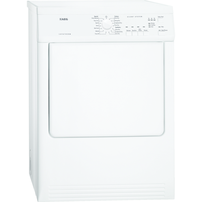 AEG - Vented dryer - T65170AV