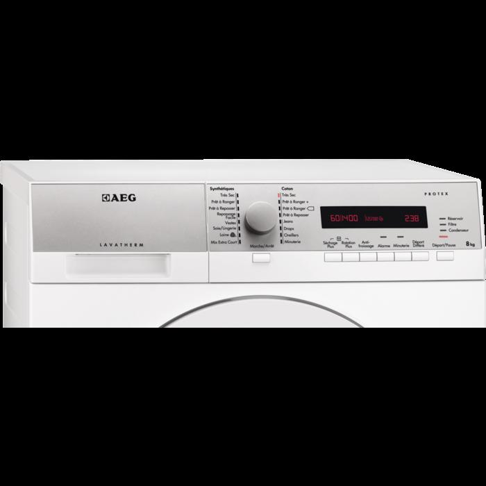 AEG - Sèche-linge pompe à chaleur - T75380AH3