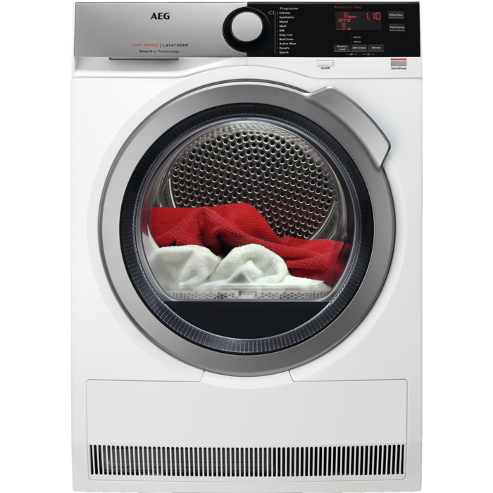 AEG - Heat pump dryer - T7DEE835R