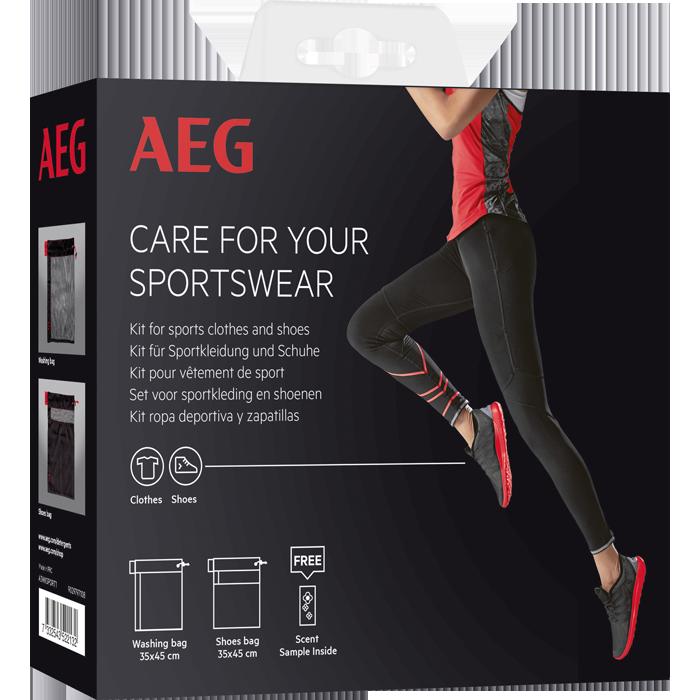 AEG - Filet de lavage pour linge délicat - A3WKSPORT1