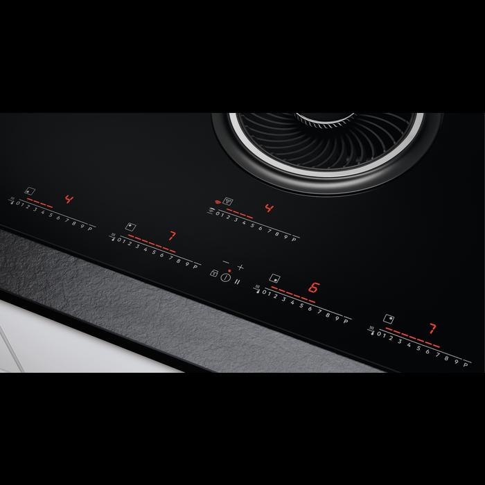 AEG - Piano con cappa integrata - IDK84452IB