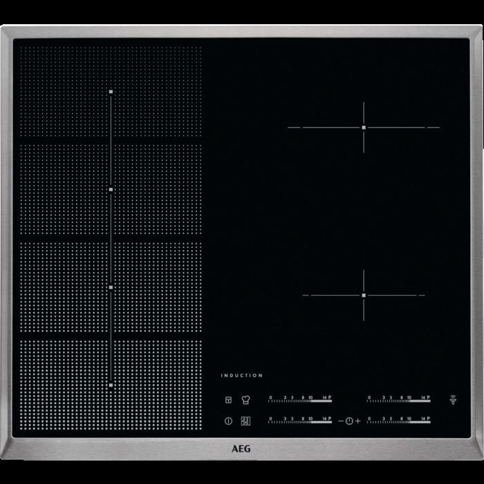 AEG - Piano cottura ad induzione - HKP65410XB