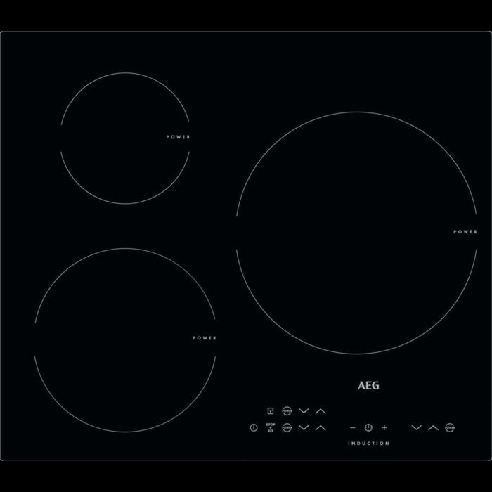 AEG - Placa de inducción - HKA63322CB