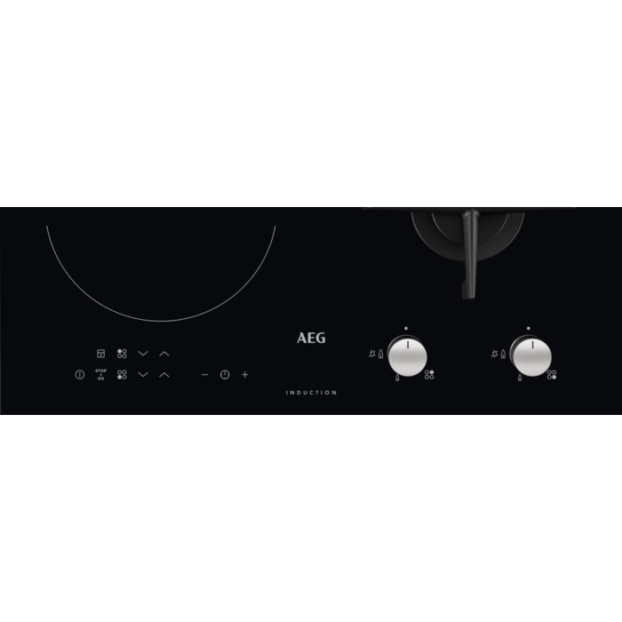 AEG - Induction hob - HD634170NB