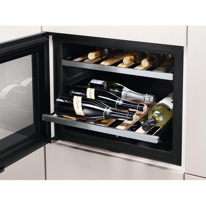 AEG - Built-in wine cooler - SWS74500G0