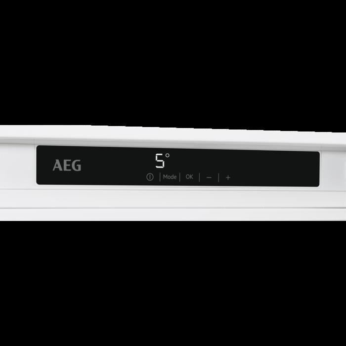 AEG - Inbyggt kylskåp - Inbyggnad - SKE81811DS