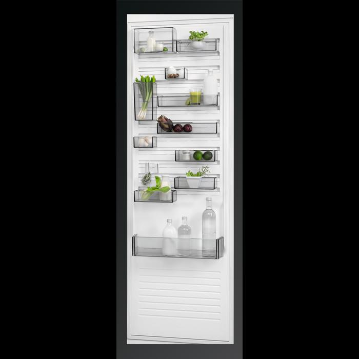 AEG - Fristående kylskåp - Fristående - RKE73924MW