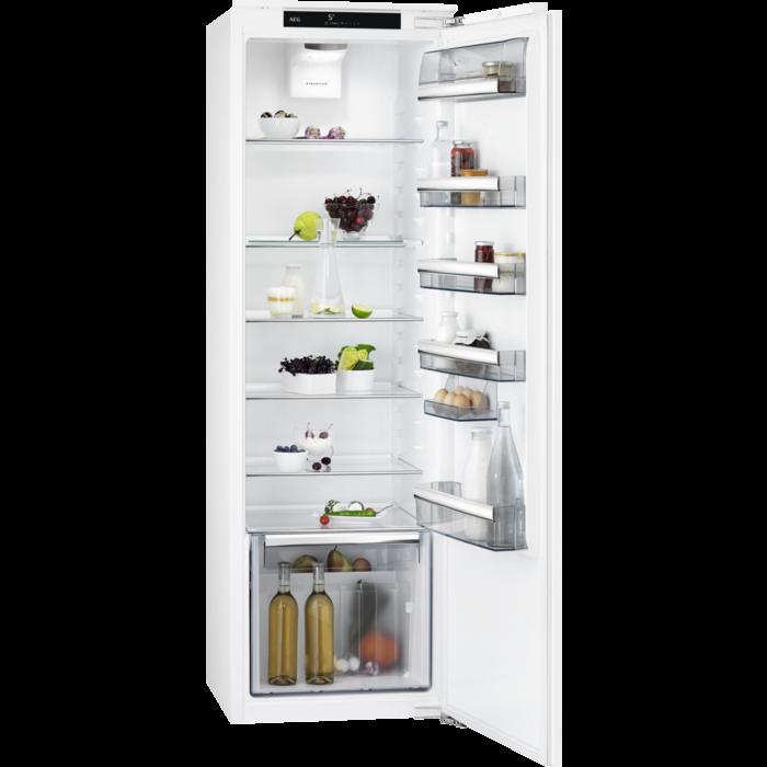 AEG - Inbyggt kylskåp - Inbyggnad - SKE81821DC