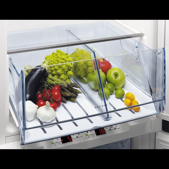 AEG - Réfrigérateur 2 portes encastrable - SCT71900S0