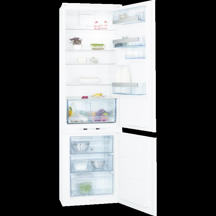 AEG - Integrated fridge freezer - Built-in - SCT81900S0