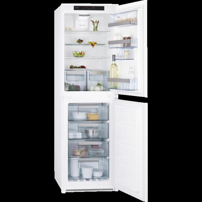 AEG - Integrated fridge freezer - Built-in - SCT81800S0