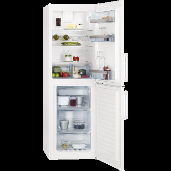 AEG - Freestanding fridge freezer - Free-standing - S53520CTW2