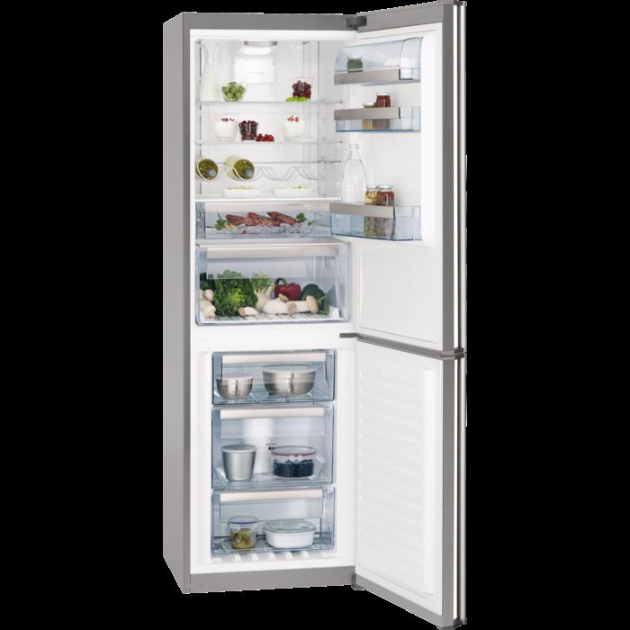 AEG - Volně stojící kombinovaná chladnička - S83520CMX2