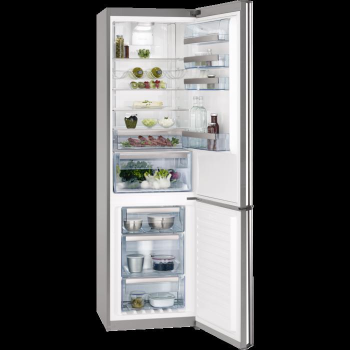 AEG - Freestanding fridge freezer - Free-standing - S83920CMX2