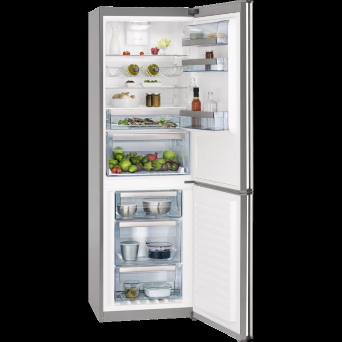 AEG - Réfrigérateur 2 portes pose libre - S83520CTX2