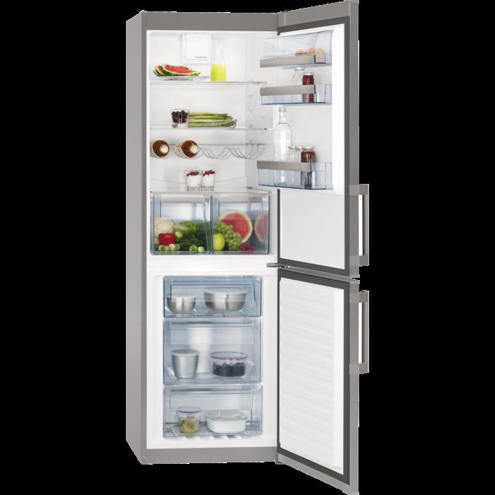 AEG - Szabadonálló kombinált hűtő-fagyasztó - S53620CTX2