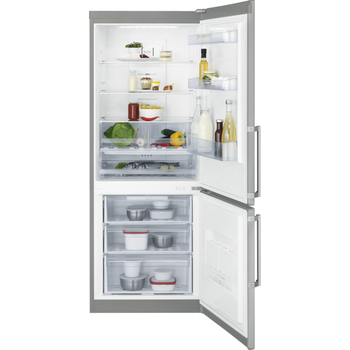 AEG - Freestanding fridge freezer - Free-standing - S74011CMX2