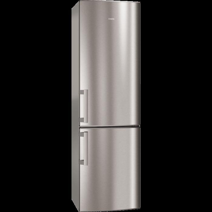 AEG - Volně stojící kombinovaná chladnička - S53620CSX2