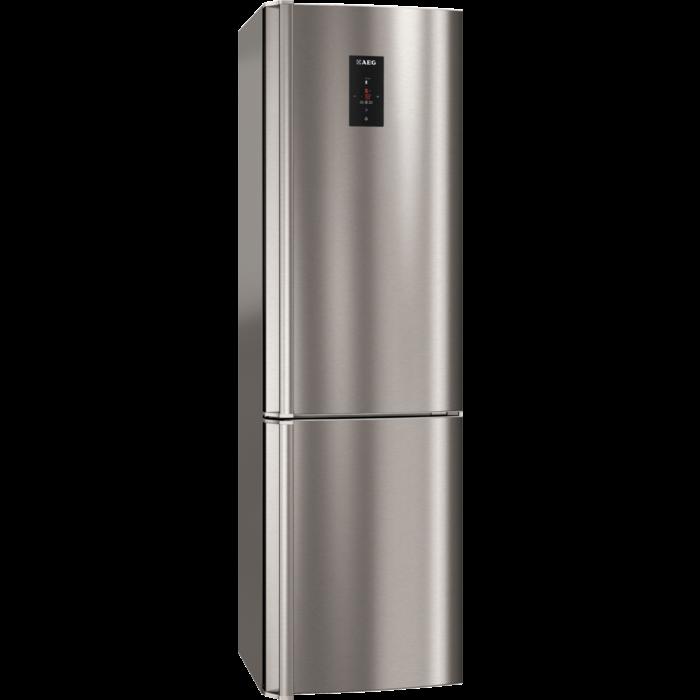 AEG - Freestanding fridge freezer - Free-standing - S83520CMX2
