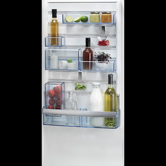 AEG - Freestanding fridge freezer - Free-standing - S53620CTXF