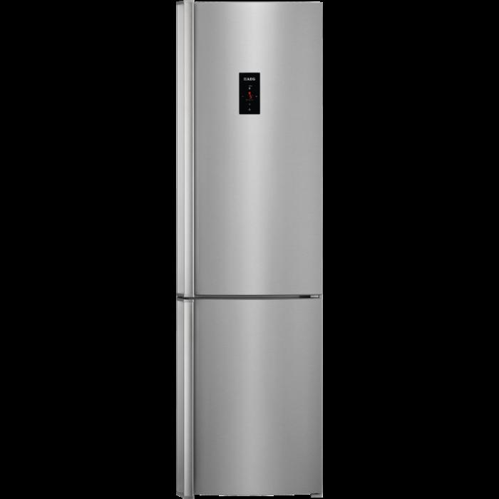 AEG - Køle-/fryseskab - Fritstående - S83520CMXF