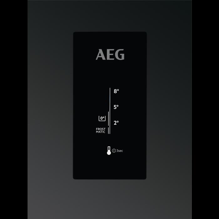AEG - Szabadonálló kombinált hűtő-fagyasztó - RCB63326OX