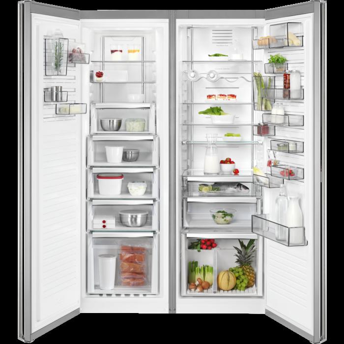 AEG - Fristående kylskåp - Fristående - RKE83924MX