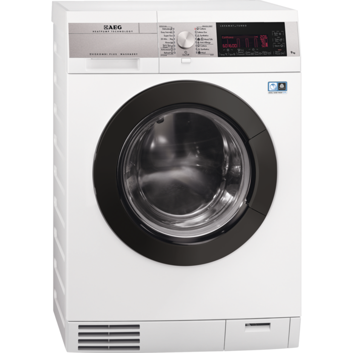 AEG - Fristående tvätt-tork - L99695HWD